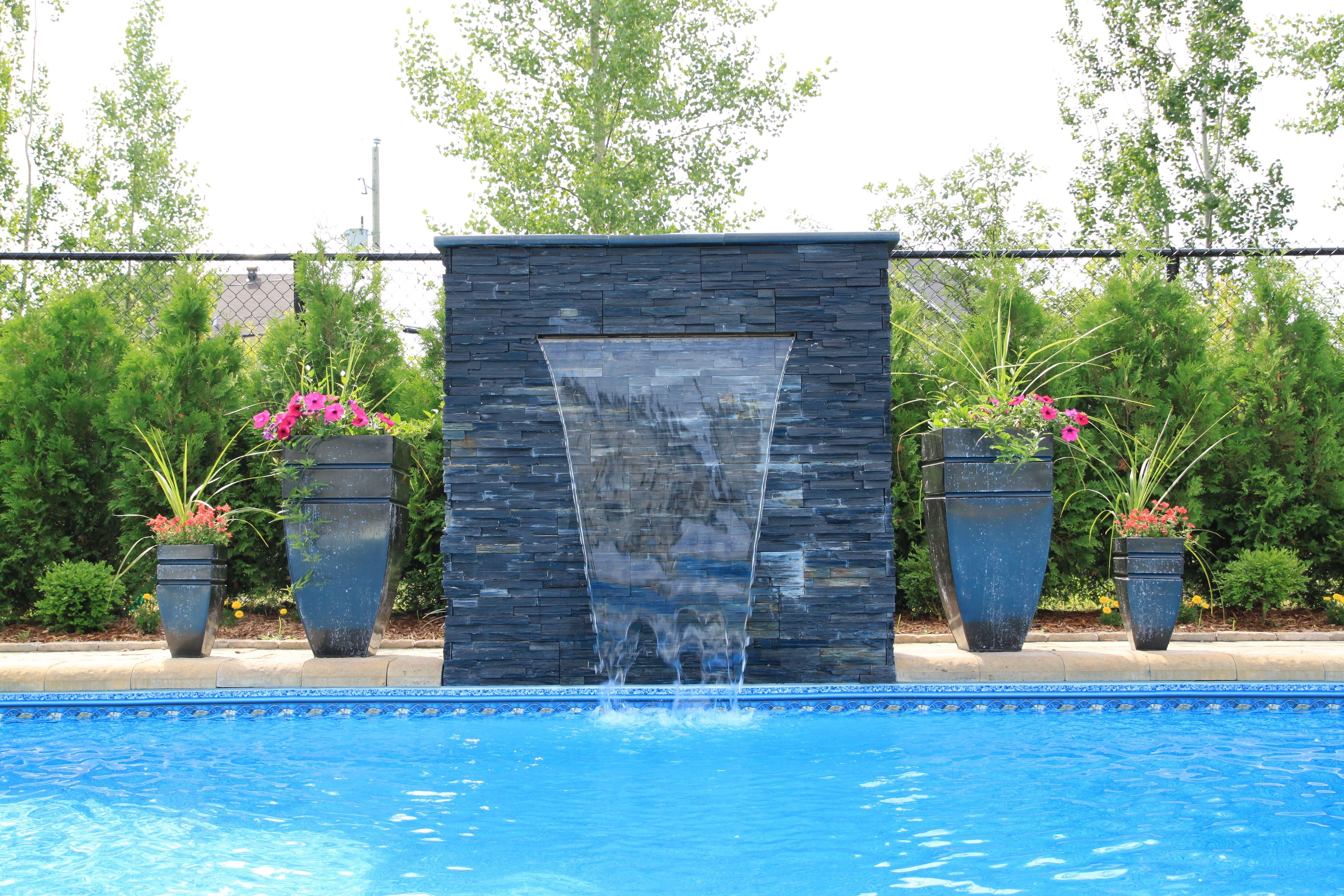 amenagement exterieur piscine creuse. beautiful amnagement duun