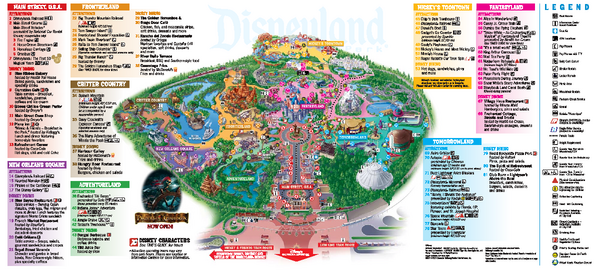 disneyland map need to know it inside and out camdyn pinterest disneyland map park and. Black Bedroom Furniture Sets. Home Design Ideas