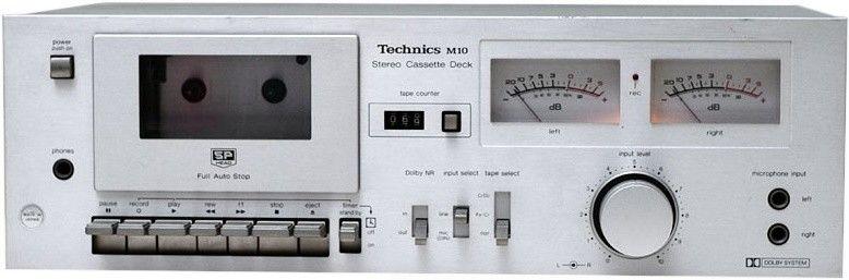 Technics RS-M10 (1978)