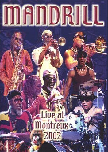 Mandrill: 'Live At Montreux 2002' [DVD]