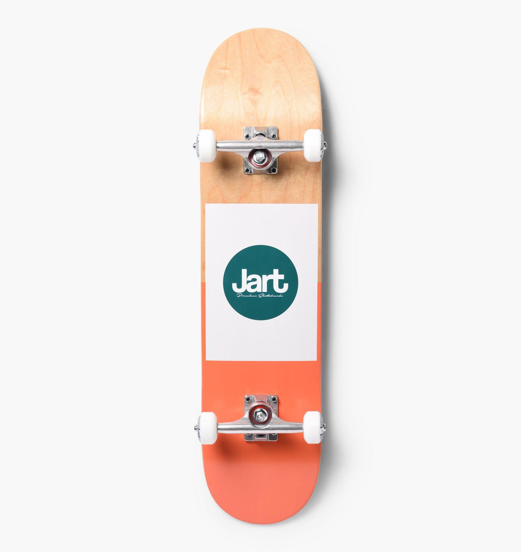 Frame 7 6 Complete Deck Jart Skateboards Hollywood No