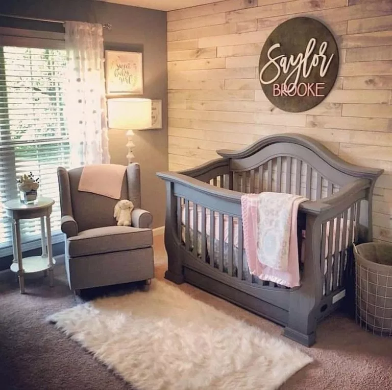 Best 45 Cute Baby Room Ideas That Are So Cozy for You Baby nurseryroomideas nurseryroomdesign babyroomdecor   Glebemines com is part of Baby boy nurseries -