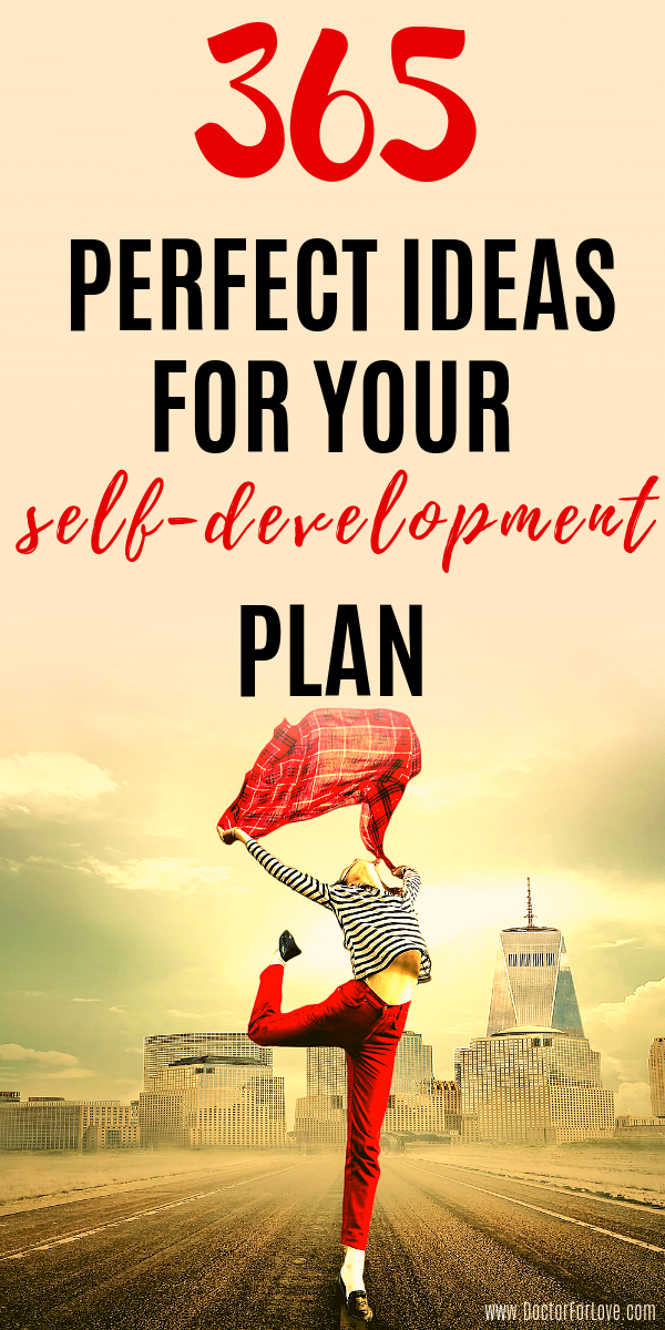 365 Perfect Ideas For Your Self-Development Plan #personalgrowth