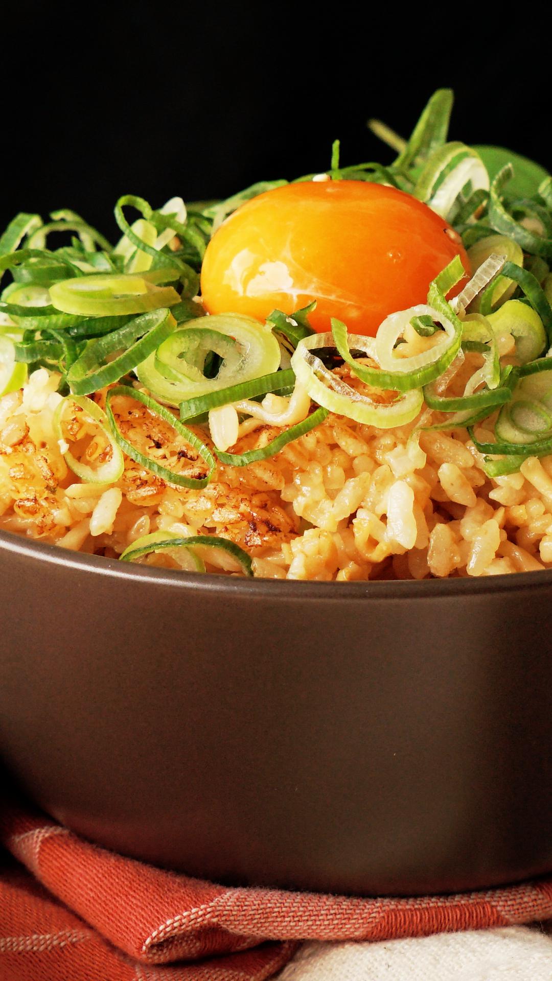 Ramen Rice