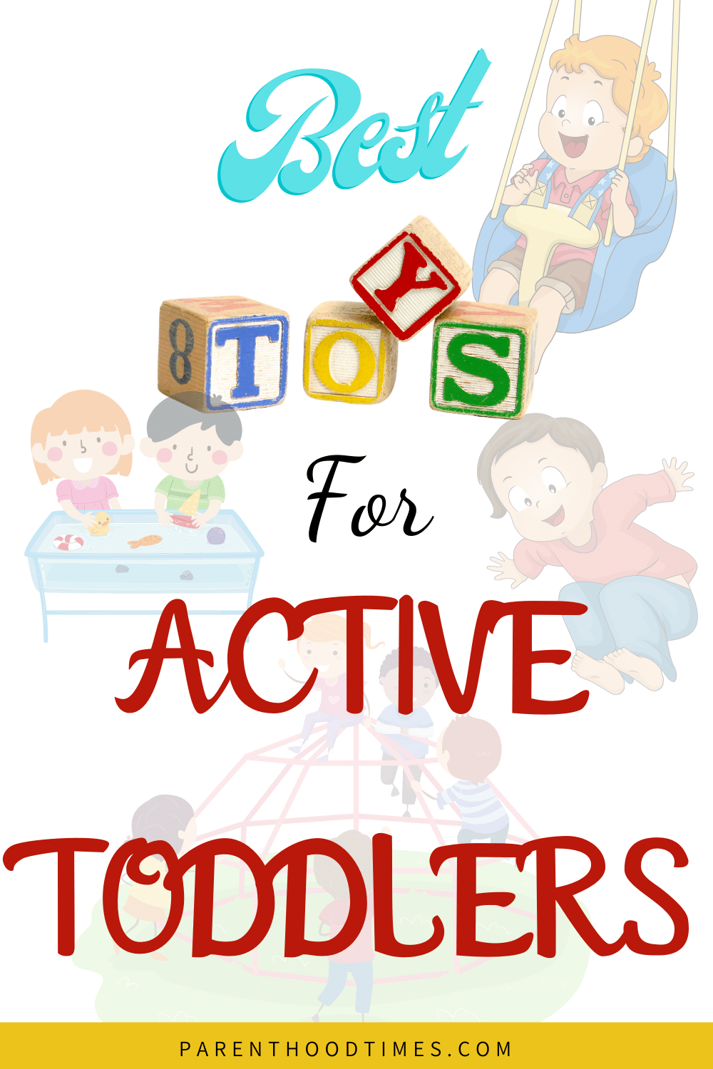 Check out the best indoor toys to help active kids get their energy out. #toys#toysforkids #activitytoys#giftsforkids #indooractivetoys