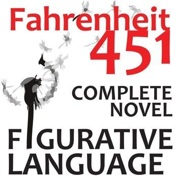 Fahrenheit 451 Figurative Language Analyzer 141 Quotes Ccss Ela