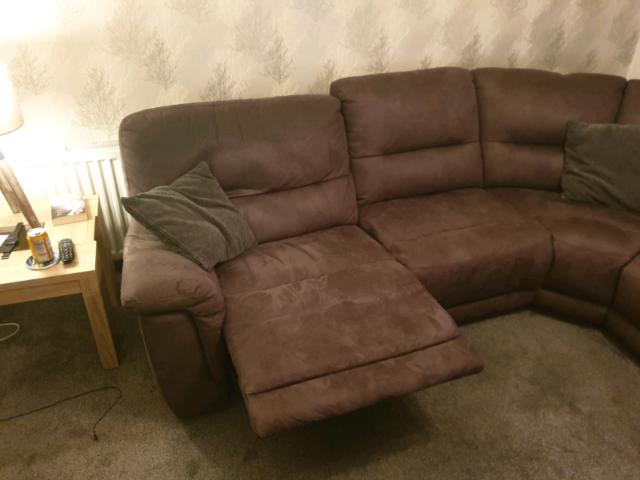 Corner Sofa In Forfar Angus Gumtree Corner Sofa Sofa Sectional Couch