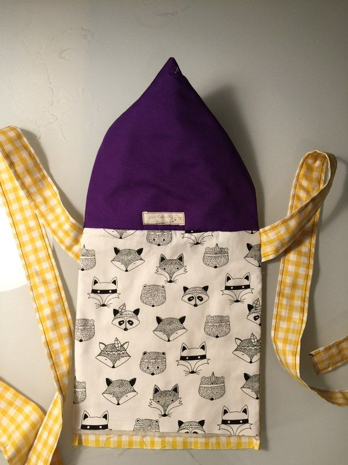 Handmade baby doll carrier - Sewing tutorial & pattern | Handmade ...