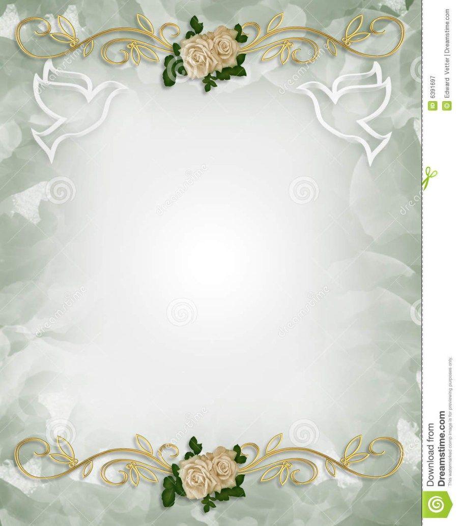 32+ Amazing Image of Free Printable Wedding Invitation Templates ...