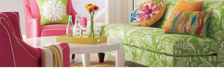 Has the winter gloom got you down? These bright fabrics from Company C can lift your spirits. 15% off thru March 31!