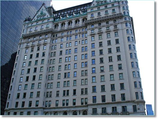 New York City Hotels The Plaza Hotel Jpg