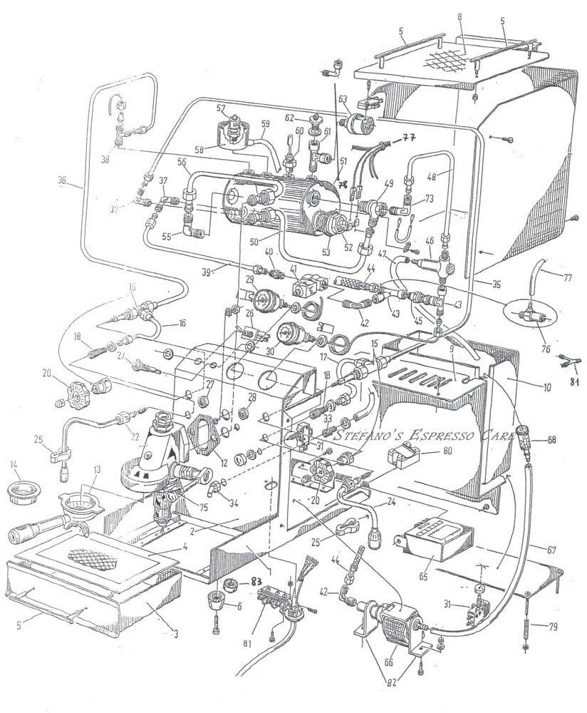 Isomac Milano Espresso Machine Manual