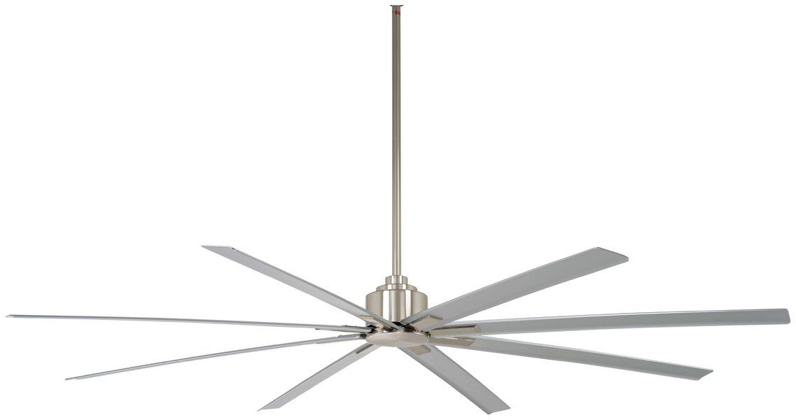 Minka Aire 84 Xtreme 8 Blade Outdoor Standard Ceiling Fan Wayfair Ceiling Fan Outdoor Ceiling Fans Ceiling Fan With Remote