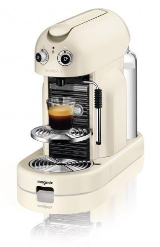 MAGIMIX - Machine à café espresso style rétro Nespresso M400 ...