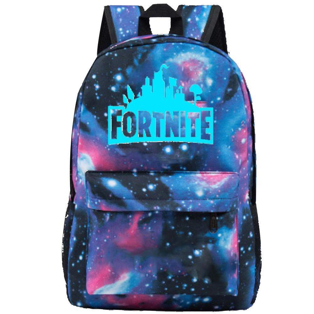 425e989599 Backpack College  Fortnite Backpack Bright Boy Schoolbag  Fortnite School  Travel