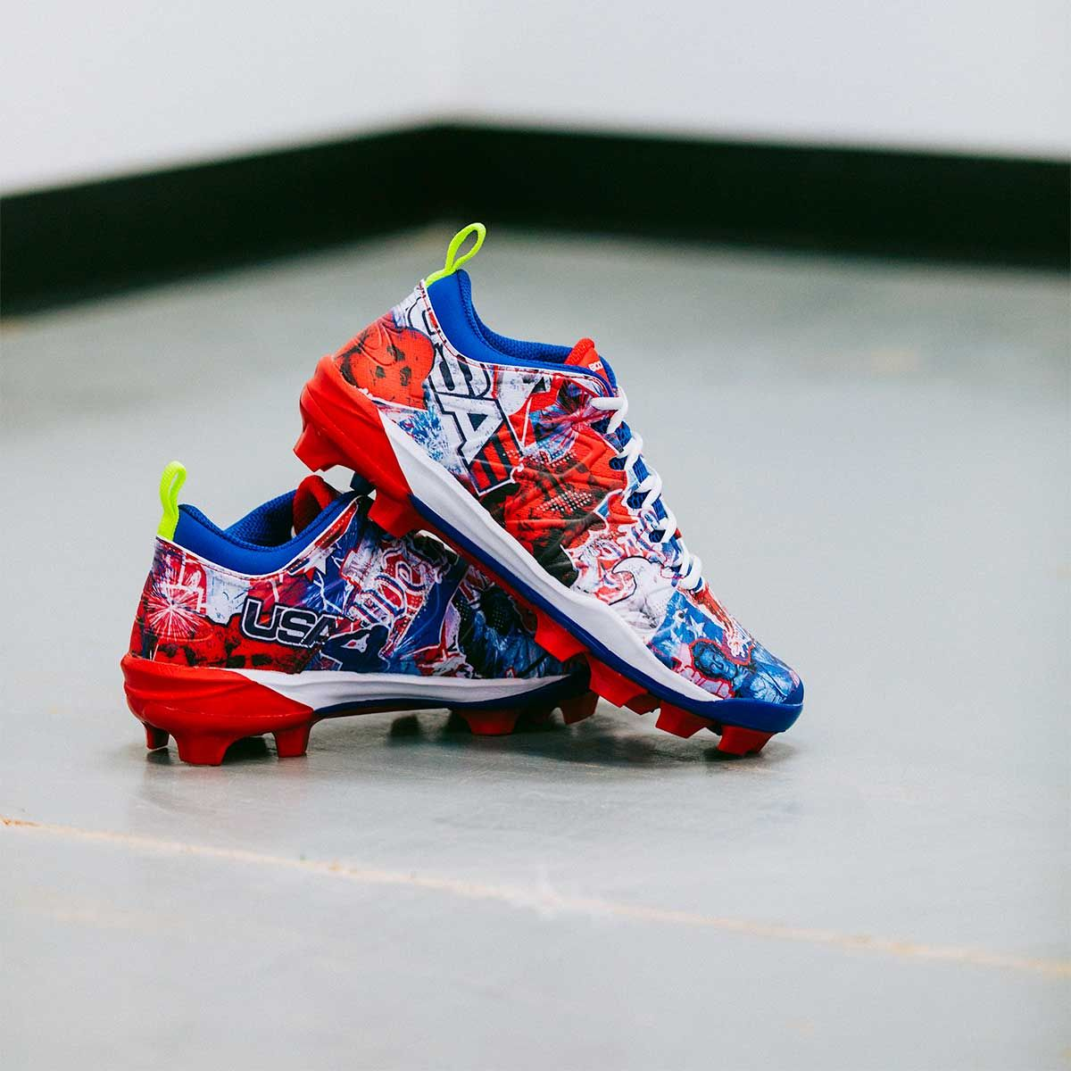 b9af8b6560ea5 You can always count on us to have a USA themed shoe to catch your eye