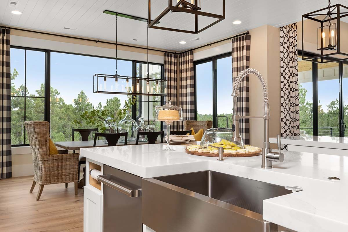 Tour this absolutely mountainstyle home in
