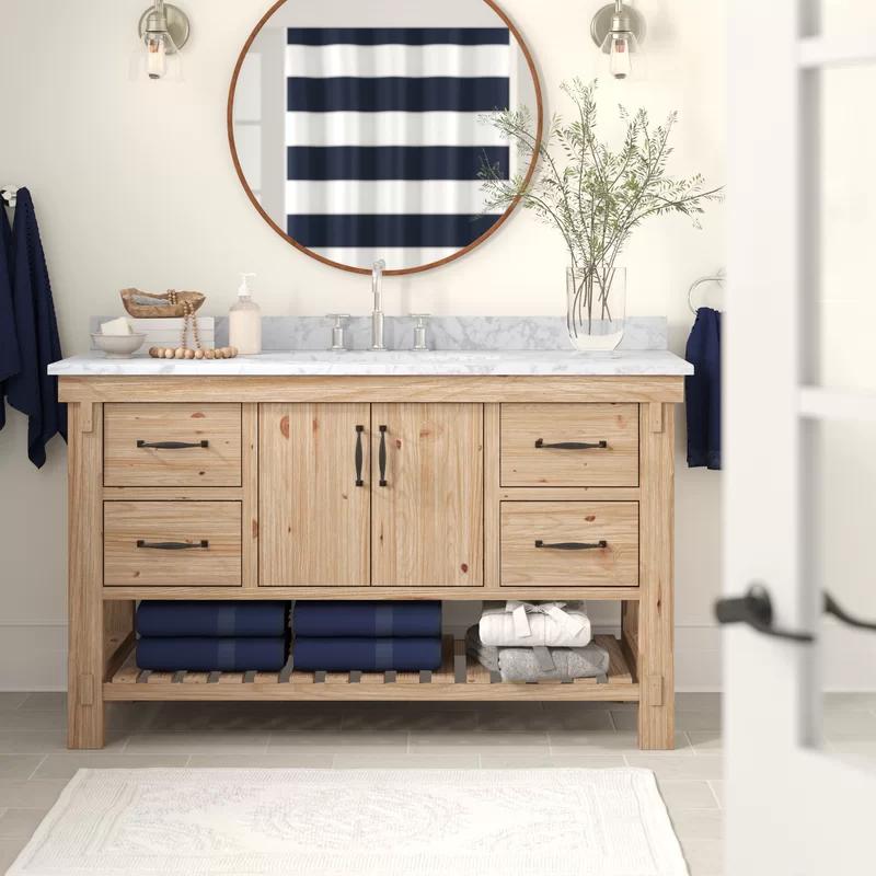 Kordell 55 Single Bathroom Vanity Set Single Bathroom Vanity Bathroom Vanity Double Vanity Bathroom