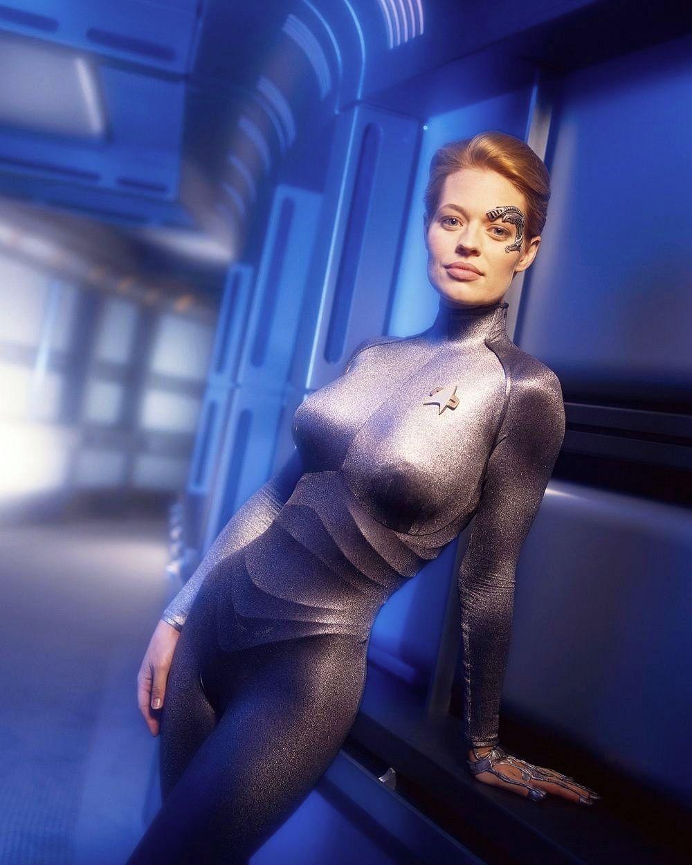 7 Of 9 Star Trek Voyager Star Trek Trek