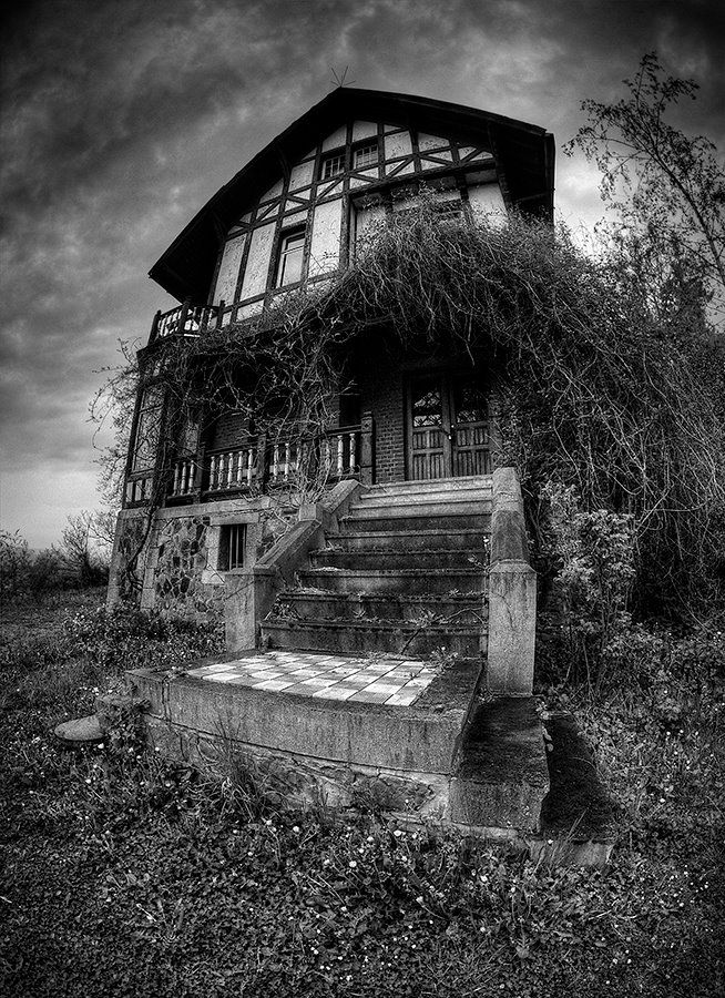Old house by Shando