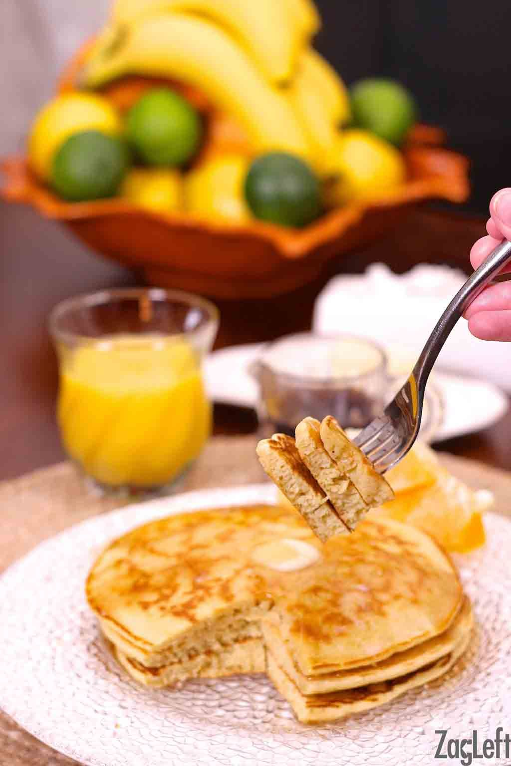 How To Make Pancakes For One Recipe Pancakes For One How To Make Pancakes Food