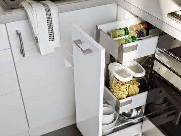 10 Ideas para cocinas pequeñas | Cuines | Cocinas pequeñas, Cocinas ...