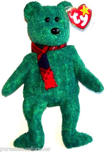 TY BEANIE  WALLACE THE SCOTTISH BEAR (Beanie Babies Collection) (New Tag)  61f7fcb0157