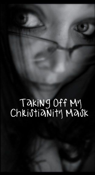 """This is so inspiring. I disagree with a lot, but I definitely feel like there's a whole lot of """"Christianity masks"""". And church has very much felt like everything she mentions at the end."""