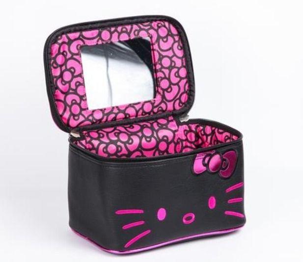 482cd2eeb Hello Kitty Makeup Bag @Luuux | Makeup products | Hello kitty makeup ...