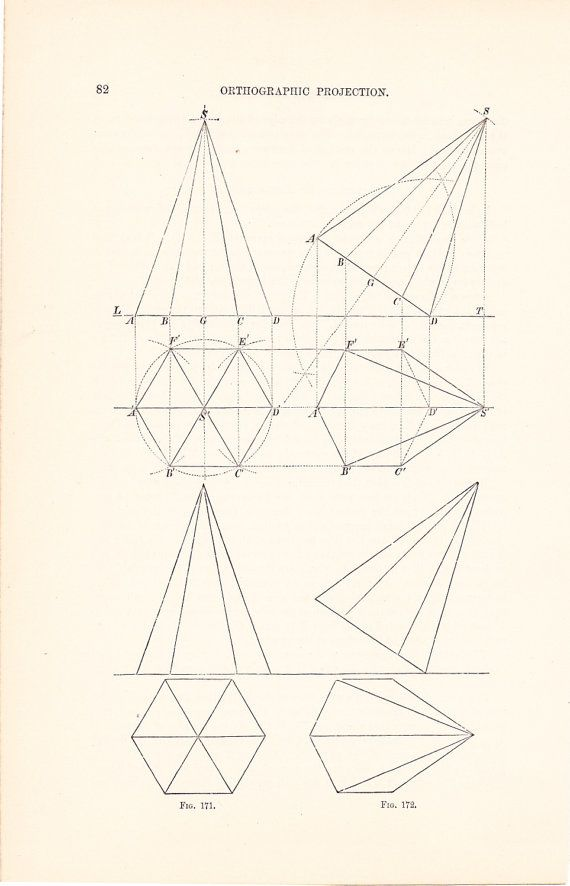 1886 technical drawing antique math geometric mechanical drafting 1886 technical drawing antique math geometric mechanical drafting interior design blueprint art illustration framing 100 malvernweather Gallery