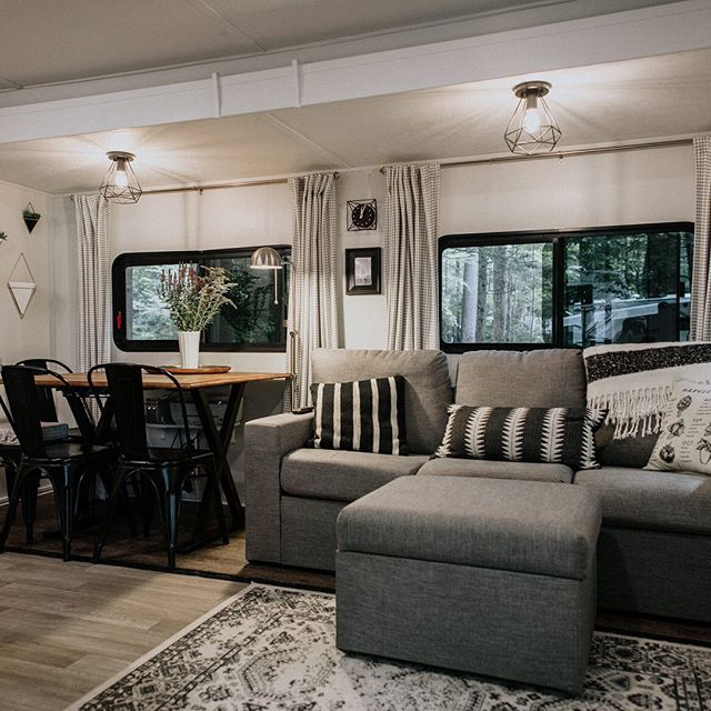 RV Owners Who Painted Their Cabinets | RV Inspiration