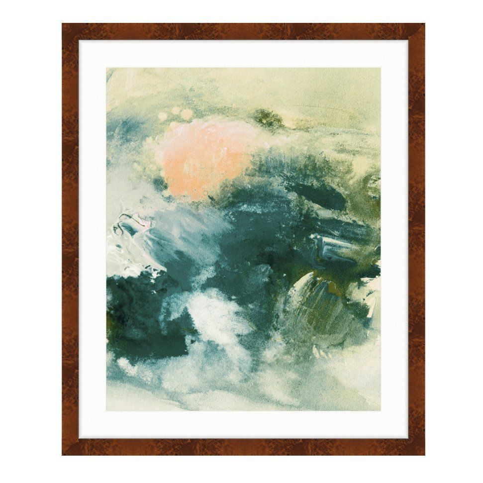 Caribbean Dreamsicle, Framed Poster