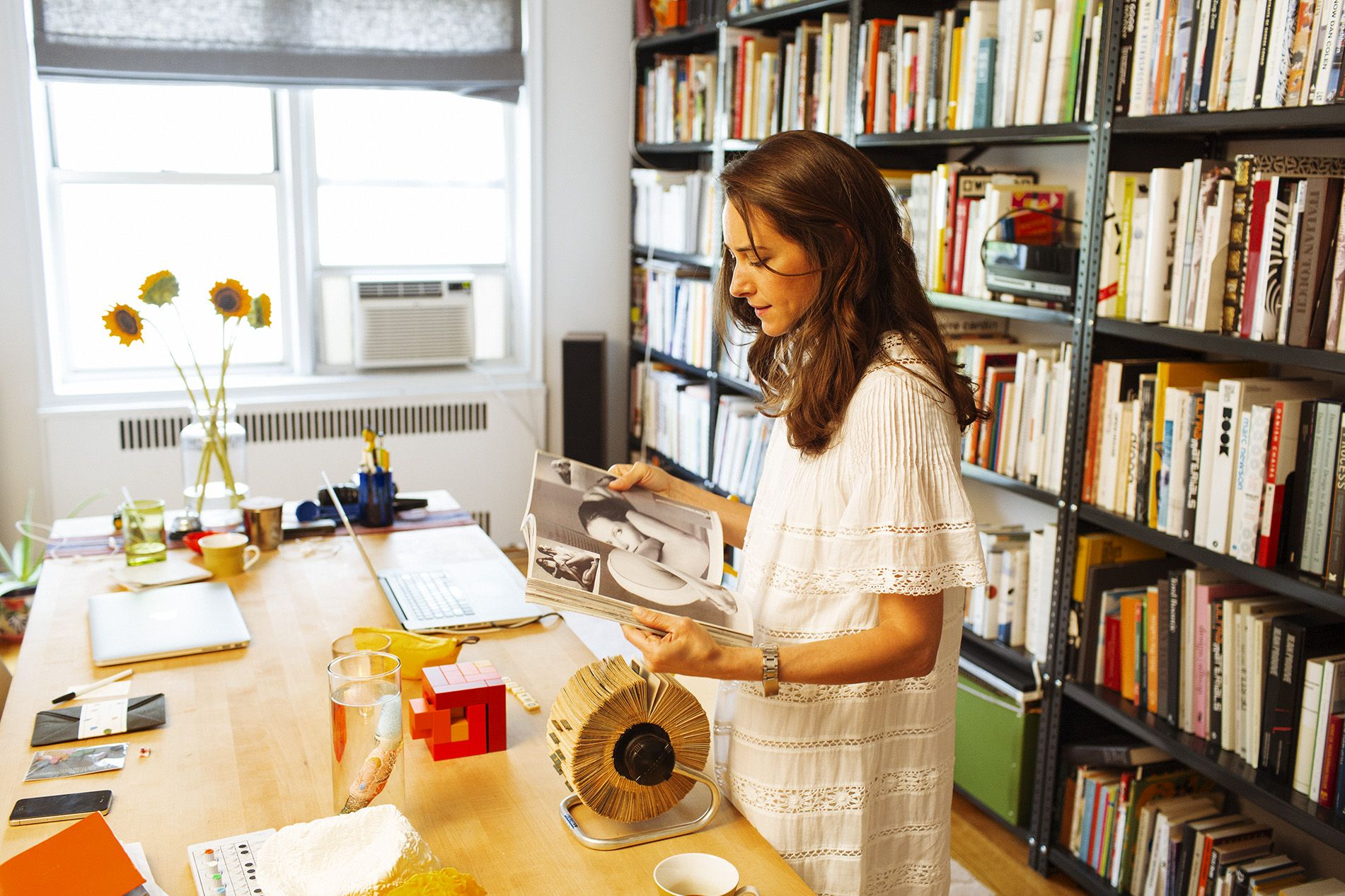 ambra medda at home in new york city the selby i n t e r i o r