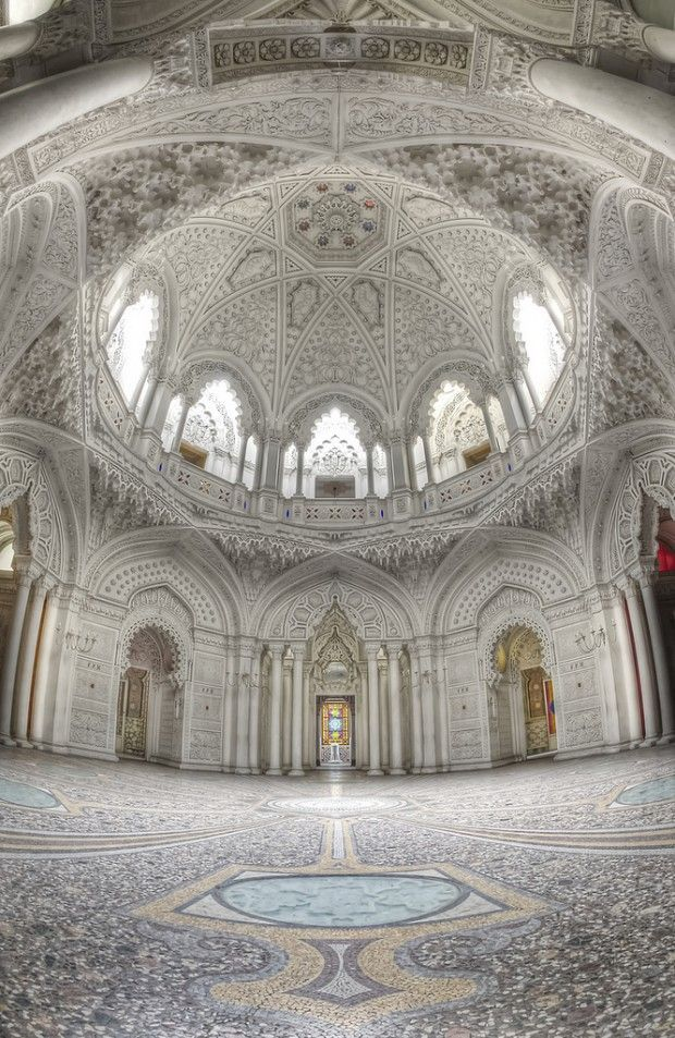 Beautiful Architecture and detail
