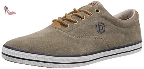 K19015, Sneakers Basses Homme, Bleu (Dunkelblau), 45 EUBugatti