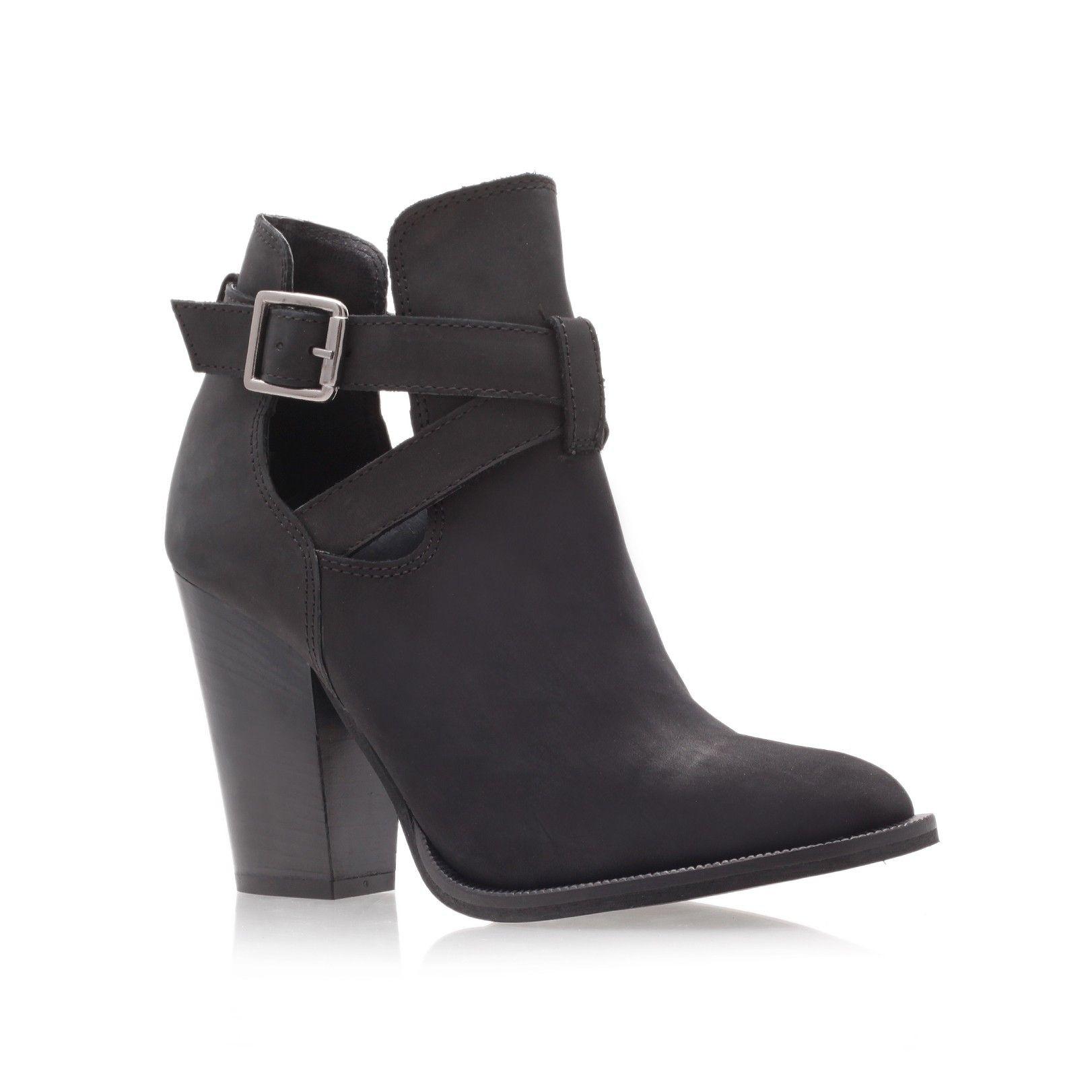 shilling, black shoe by carvela kurt geiger - women shoes boots ...