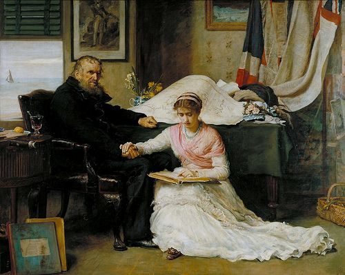John Everett Millais - The North-West Passage [1874], a photo by Gandalf's Gallery on Flickr