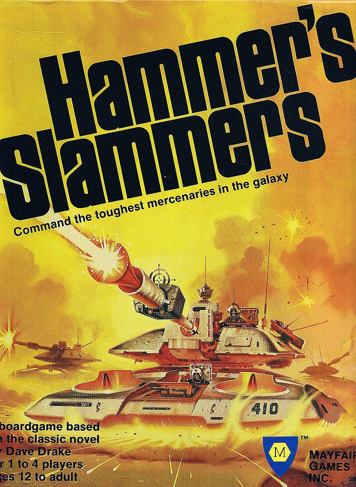 Hammers slammers image boardgamegeek board games
