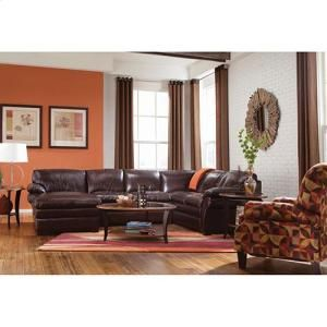 Looks so comfy!! #sectional #livingroomfurniture #lazyboy 73028989 by Lazy-boy