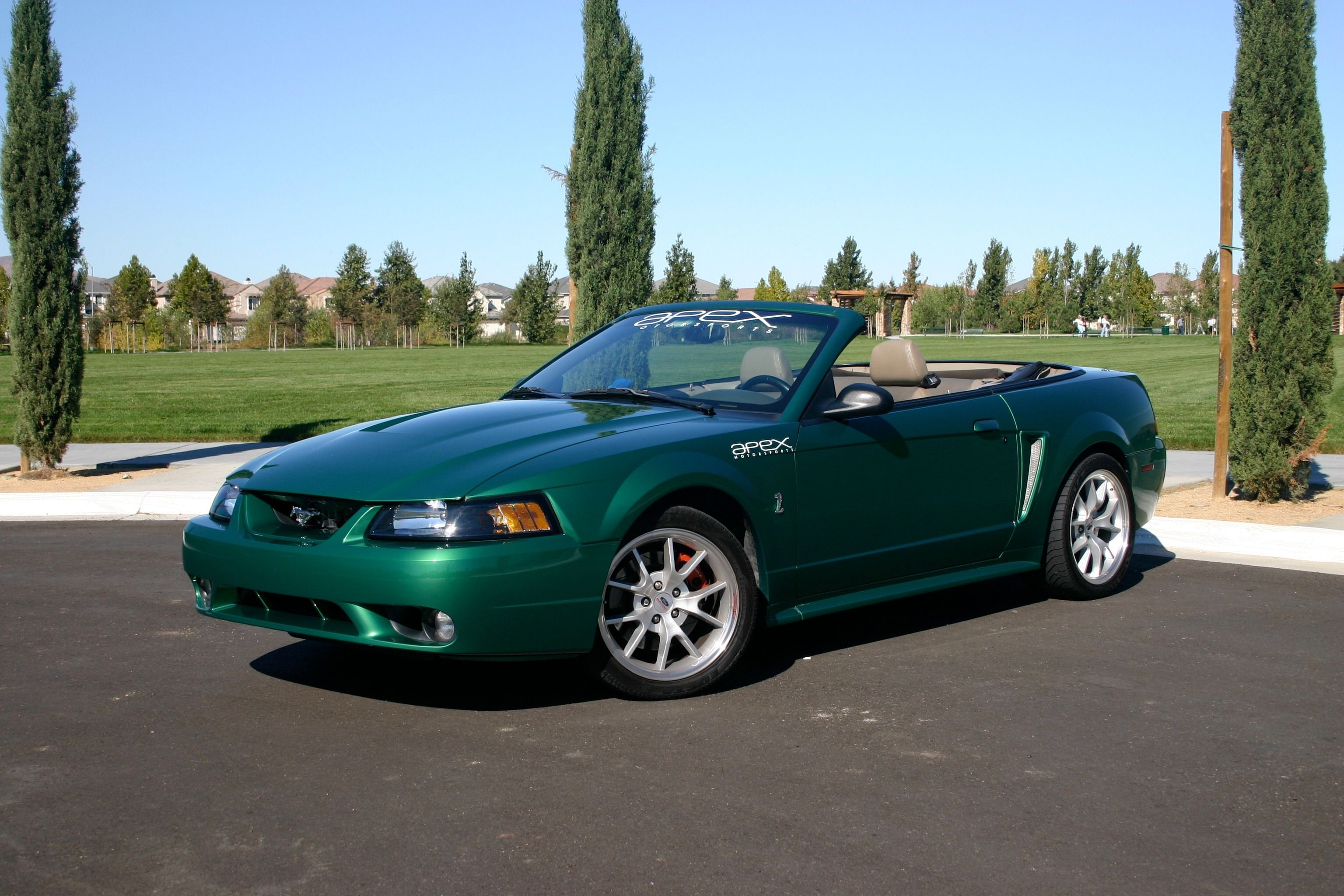 2004 ford mustang gtr 40th anniversary concept wiring
