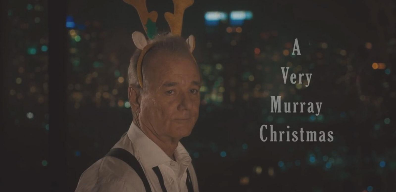 Bill Murray Is Getting His Own Christmas Special With An All-Star ...