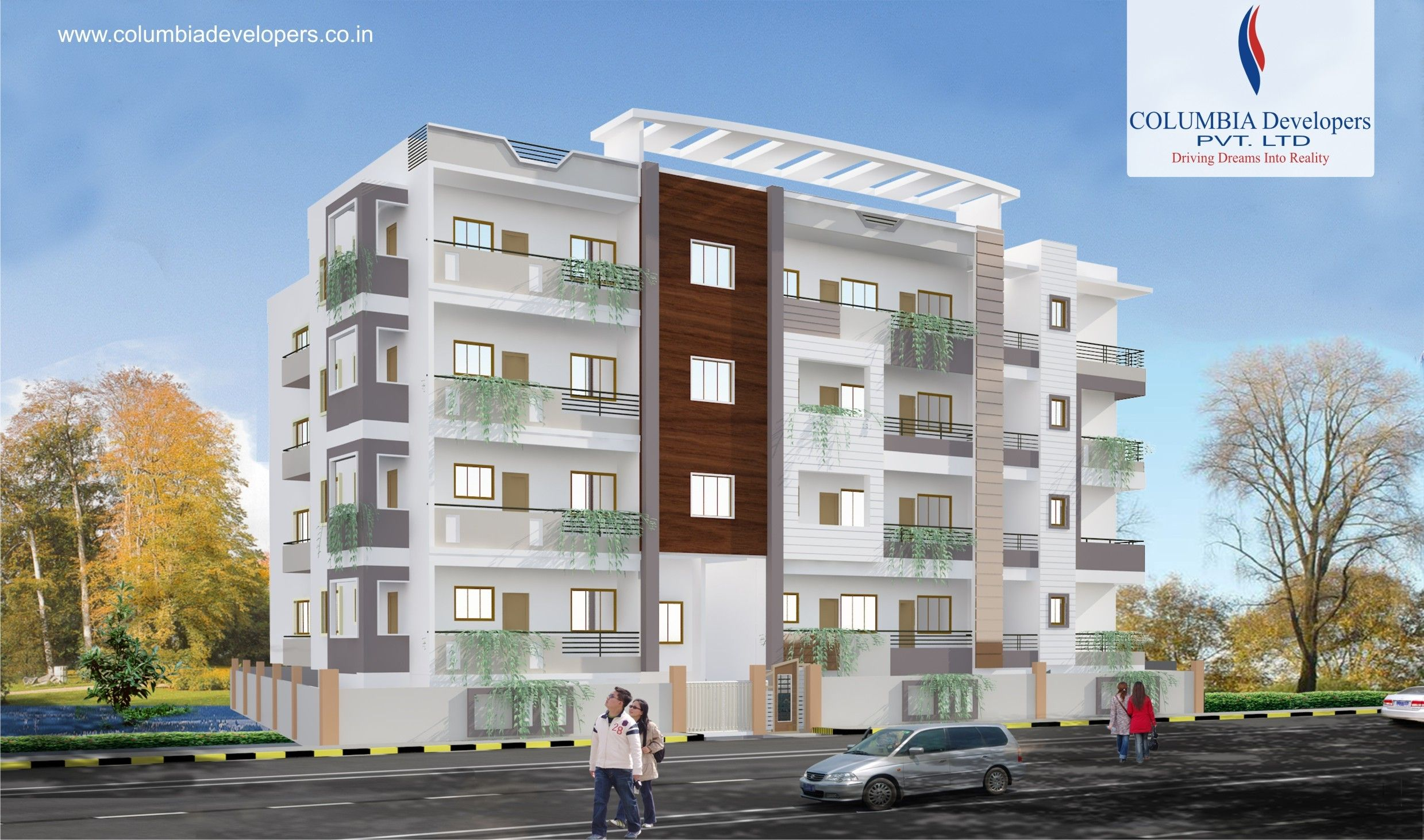 2 bhk-Apartments near Manyata Tech Park, 3-bhk-Flats In ...