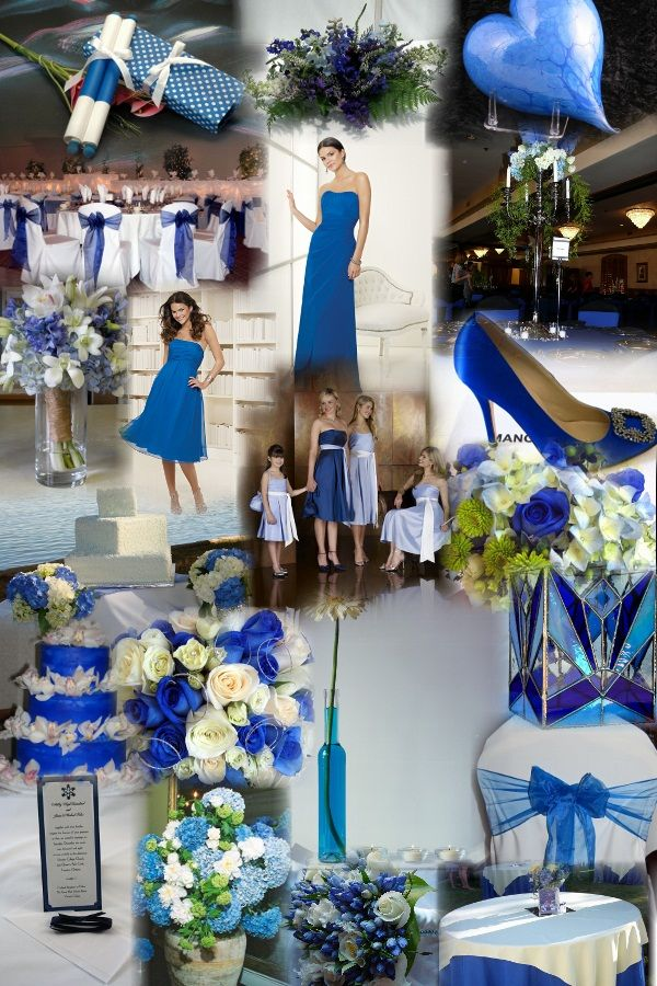 blue wedding ideas for centerpieces dark blue themed wedding elegant wedding ceremony could be easily
