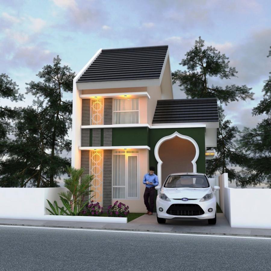 Desain Rumah Minimalis Islami Rumah Minimalis Desain Rumah Desain Rumah Minimalis