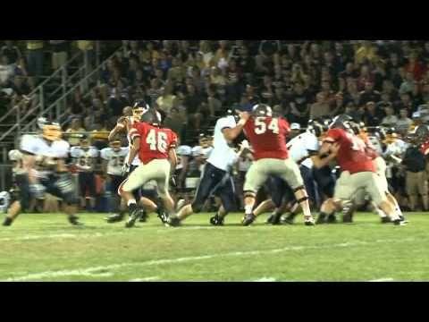 Ottawa-Glandorf vs Van Wert Footbal video --1:03