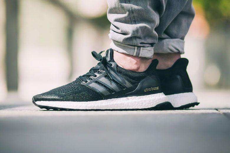 Adidas Ultra Boost Black