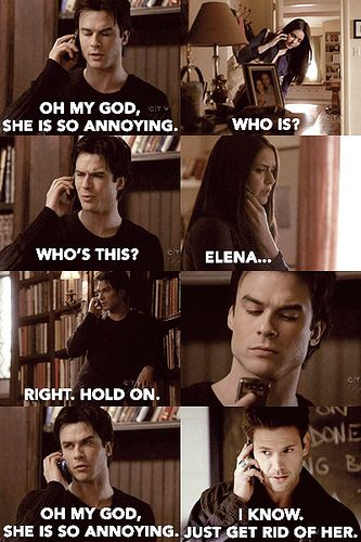 14 Pictures Only The Vampire Diaries Fans Will Think Are Funny