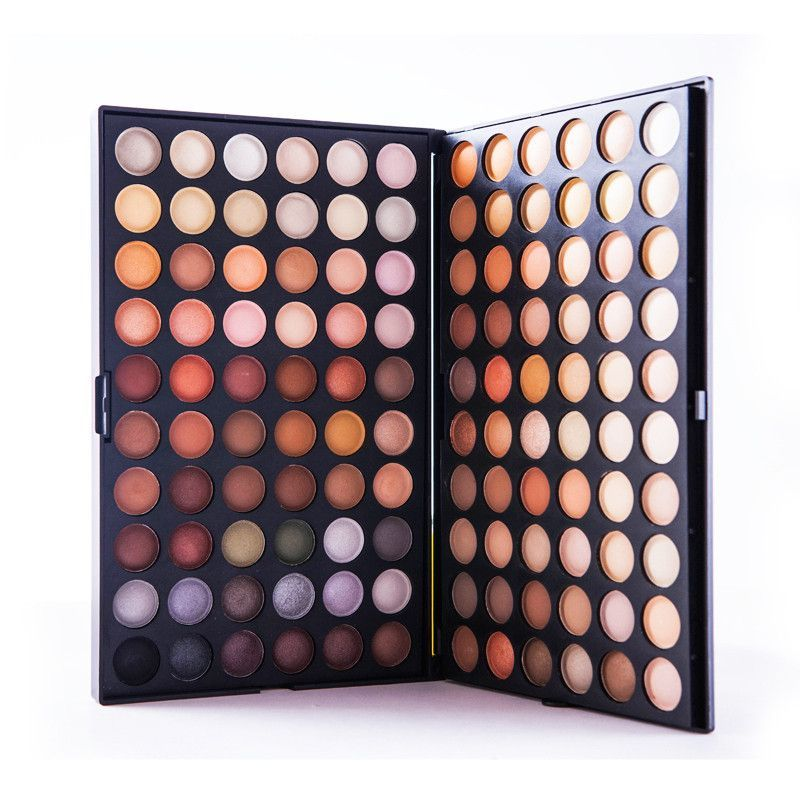 Hot sale Eyeshadow Palette Mineral Makeup 120 Colors Matte & Shimmer Make up Eyeshadow Full Colors Makeup Palette V1010A asgift - ALX-GHLQBPCL