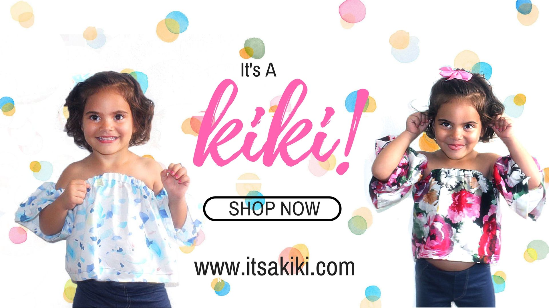 It\'s A Kiki! Made in the USA. Handmade off-the-shoulder top ...