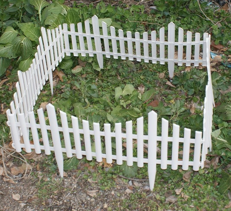 17 Best 1000 images about Garden Fence on Pinterest